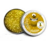 EP line Inteligentní Ultra plastelína s vůní Ananasu a s glitry 80 g