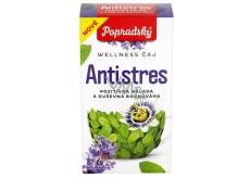 Popradský wellness čaj Antistres pozitivní nálada a duševní rovnováha 18 x 1,5 g