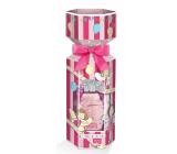 Grace Cole Helter Sketler sprchový gel 120 ml + nylonová mycí žínka pro děti kosmetická sada