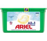 Ariel All-in-1 Pods Sensitive gelové kapsle na praní prádla 33 kusů 798,6 g