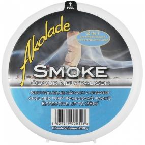 Akolade Solid 2v1 osvěžovač pohlcovač pachu z cigaret 230 g