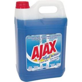 Ajax Triple Action čistič skla náhradní náplň 5 l