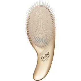 Olivia Garden Divine Brush Dry Detangler božský kartáč pro rozčesávání suchých vlasů