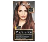 Loreal Paris Préférence Récital barva na vlasy 5.25/M2 antigua mahagonově - čokoládová