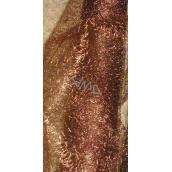 Ditipo Stuha pavučinka tmavě hnědá 2 m x 75 mm 2817908