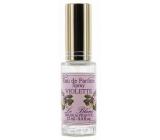 Le Blanc Violette - Fialka parfémovaná voda pro ženy 12 ml