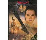 Ditipo Disney Dárková papírová taška dětská L Star Wars 26,4 x 12 x 32,4 cm