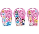 Disney Princess 3D balzám na rty pro děti 4,8 g