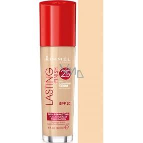Rimmel London Lasting Finish 25H make-up 103 True Ivory 30 ml