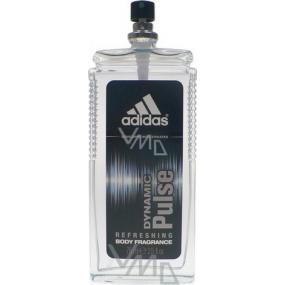 Adidas Dynamic Pulse parfémovaný deodorant sklo Tester pro muže 75 ml