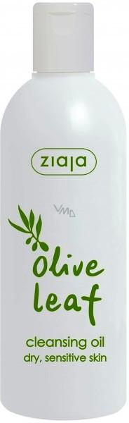 Ziaja Olivové listy pleťový čistící olej 270 ml