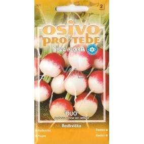 Seva - Flora Ředkvička Duo 5 g