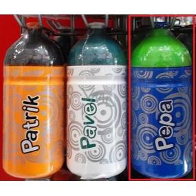 Nekupto Láhev pro zdravé pití s názvem Pepa 0,5 l 1 kus