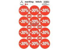 Arch Slevové etikety -30%