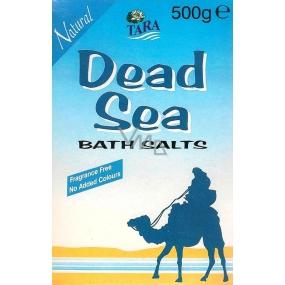Tara Dead Sea přírodní koupelová sůl z Mrtvého moře 500 g