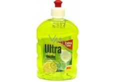 Mika Ultra Citron a Limetka prostředek na mytí nádobí 500 ml
