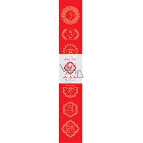 Vonné tyčinky První čakra Červená 14 kusů