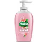 Radox Feel Uplifted Pink grapefruit & Basil tekuté mýdlo dávkovač 250 ml