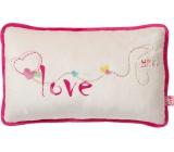 Nici Love polštář 43 x 25 cm