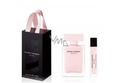 Narciso Rodriguez for Her Eau de Parfum parfémovaná voda pro ženy 50 ml + vlasová mlha 10 ml, dárková sada