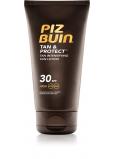 Piz Buin Tan & Protect SPF30 ochranné mléko urychlující proces opalování 150 ml