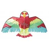 Drak papoušek 137 x 71 cm