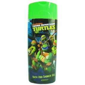 Želvy Ninja sprchový gel pro děti 400 ml