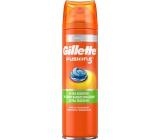 Gillette Fusion hydra gel na holení citlivá pleť pro muže 200 ml