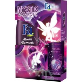 Fa Mystic Moments sprchový gel 250 ml + deodorant sprej 150 ml, kosmetická sada