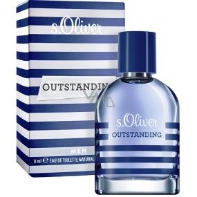 s.Oliver Outstanding for Men toaletní voda 50 ml