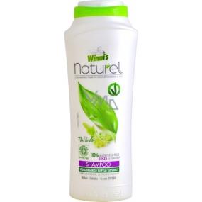 Winnis Naturel The Verde šampon na vlasy pro všechny typy vlasů 250 ml