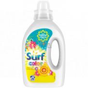 Surf Color Fruity Fiesta & Summer Flowers gel na praní barevného prádla 20 dávek 1 l