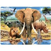 Prime3D pohlednice - Velká pětka 16 x 12 cm