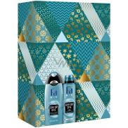Fa Men Comfort Dive sprchový gel 250 ml + deodorant sprej pro muže 150 ml, kosmetická sada