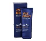 Piz Buin Mountain Suncream SPF30 hydratační krém chrání pokožku před sluncem, chladem a suchým větrem 50 ml