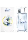 Kenzo L Eau Kenzo Pour Homme Hyper Wave toaletní voda pro muže 100 ml