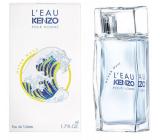 Kenzo L´Eau Homme Hyper Wave toaletní voda pro muže 100 ml