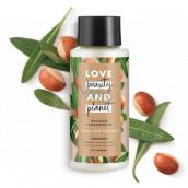 Love Beauty & Planet Bambucké máslo a santalé dřevo hydratační šampon pro suché vlasy 400 ml