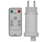 Emos Napájecí zdroj s časovačem + dálkové ovládání spojovacího systému 230V