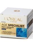 Loreal Paris Age Specialist 35+ noční krém proti vráskám 50 ml