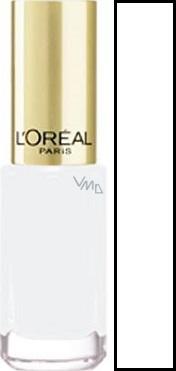 Loreal Paris Color Riche Le Vernis lak na nehty 001 Snow In Megeve 5 ml