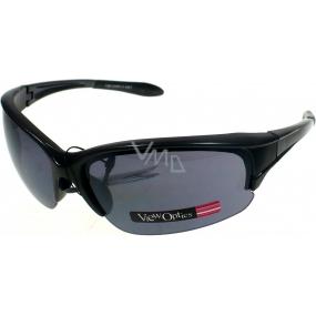 Fx Line Sluneční brýle černé T189