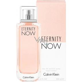 Calvin Klein Eternity Now parfémovaná voda pro ženy 100 ml