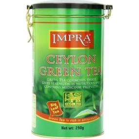 Impra Tea Ceylon Green Tea cejlonský zelený čaj 250 g