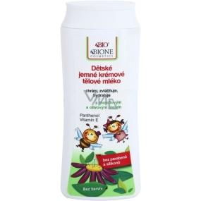 Bione Cosmetics Jemné krémové tělové mléko pro děti 200 ml