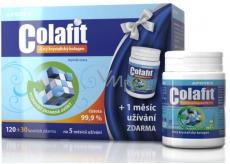 Apotex Colafit čistý kolagen 120 kostiček + 30 zdarma