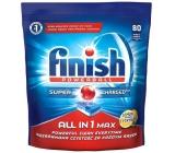 Finish All in 1 Max Lemon tablety do myčky 80 kusů