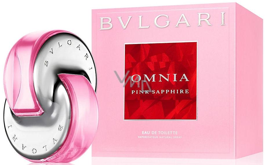 Bvlgari Omnia Pink Sapphire EdT 75 ml Eau de Toilette Ladies