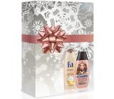 Fa Cream & Oil Kakaové máslo a kokosový olej sprchový gel 250 ml + Schauma Multi Repair 6 šampon na vlasy 250 ml, kosmetická sada