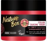 Nature Box Granátové jablko maska na vlasy 200 ml